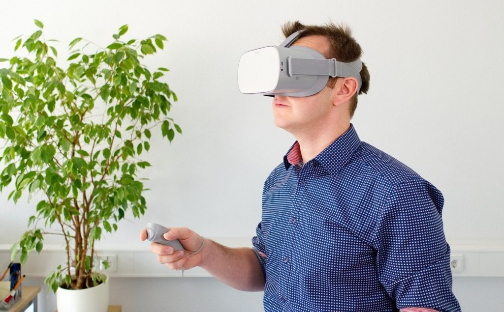 Terapia de realidad virtual